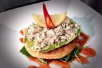 3 Crab And Avocado Salad
